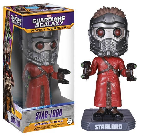Star-lord - Os Guardiões Da Galáxia - Funko