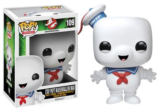 Stay Puft Marshmallow - Os Caça Fantasmas The Ghostbusters - Funko Pop Filmes