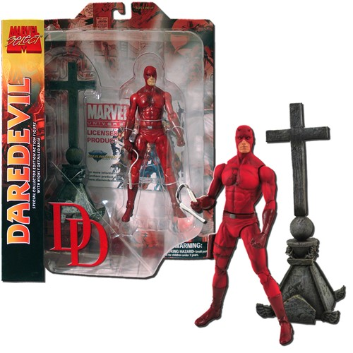 Demolidor Daredevil - Marvel Select - Diamond