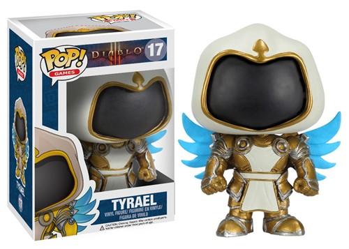 Diablo III - Tyrael - Funko Pop Vinil