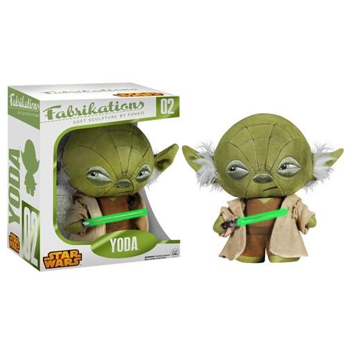 Mestre Yoda Star Wars Pelúcia - Funko Fabrikations