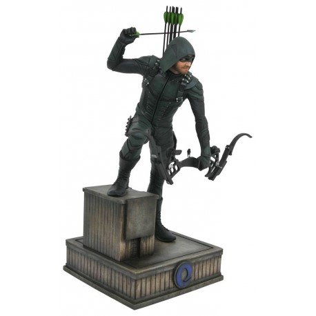 Green Arrow Arqueiro Verde TV Series DC Comics Gallery Statue - Diamond Select Toys