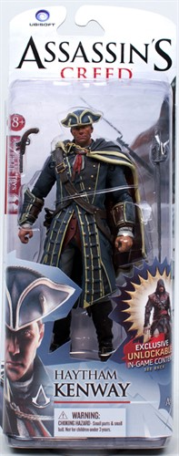 Assassins Creed - Haytham Kenway Mcfarlene - Série 1