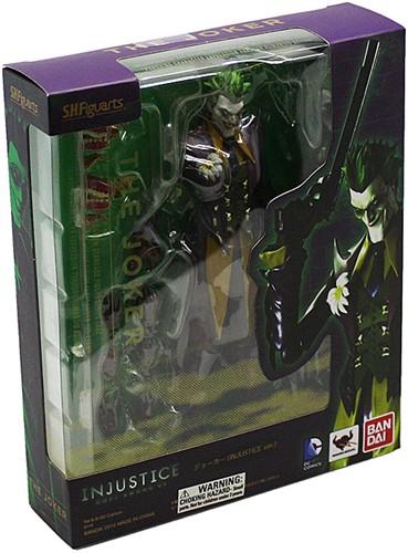Joker - Injustice - S.H. Bandai - Tamashii Nations