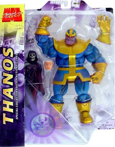 Thanos - Marvel Select - Diamond