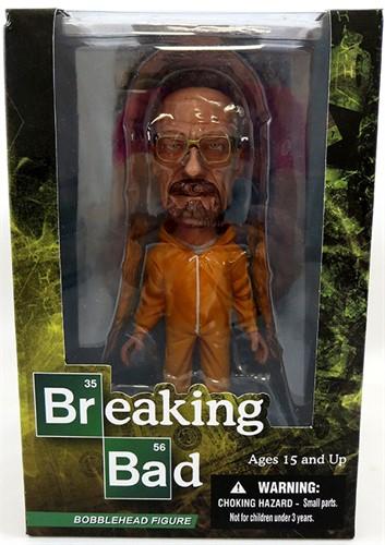 Walter White Breaking Bad Bobble Head - Mezco