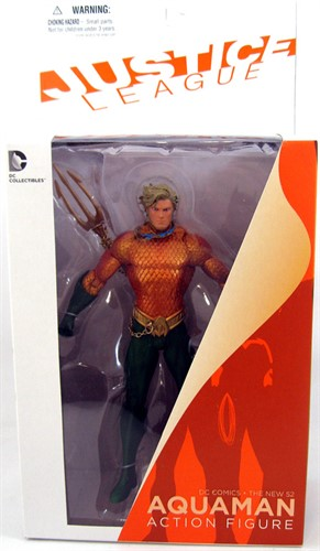 Aquaman - The New 52 Action Figure Dc Comics
