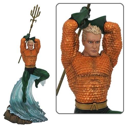 Aquaman Comic Statue DC Comics - DC Gallery Diamond Select Toys