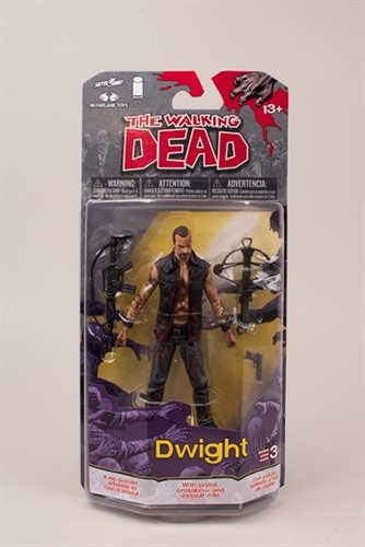 Dwight - The Walking Dead Comics Mcfarlene Serie 3