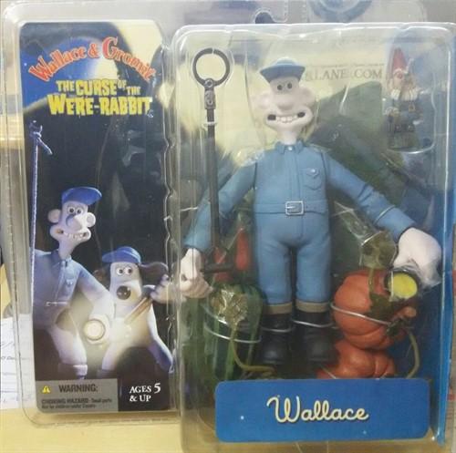 Wallace - Wallace & Gromit - A Batalha dos Vegetais - McFarlene