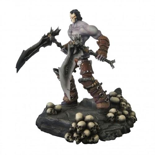 Death Estátua - Darksiders 2 Games - Gaya Entertainment