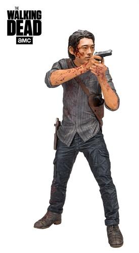 Glenn Legacy - The Walking Dead 25cm Deluxe - Mcfarlene