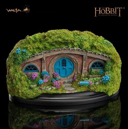 Vila Hobbit - Modelo 36 Bagshot Row - The Hobbit - Weta