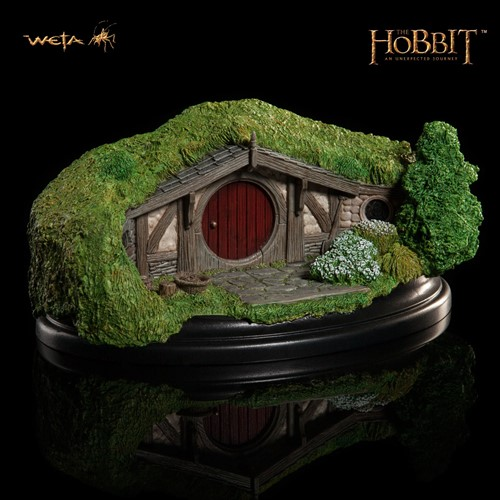 Vila Hobbit - Modelo 40 Bagshot Row - The Hobbit - Weta