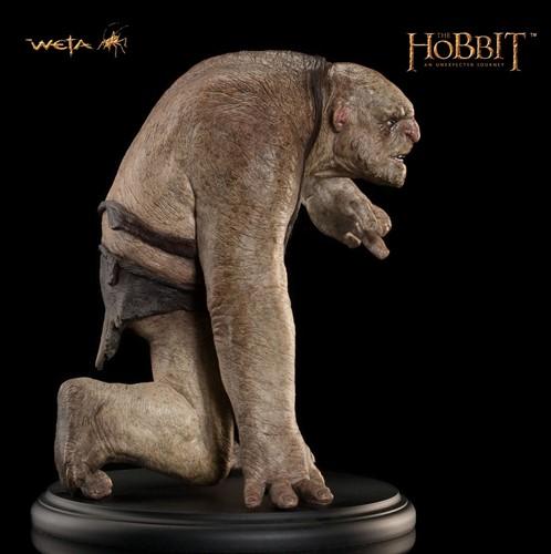 Bert - O Throll - The Hobbit - Uma Jornada Inesperada - Weta