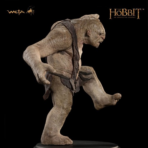 Tom - O Throll - The Hobbit - Uma Jornada Inesperada - Weta