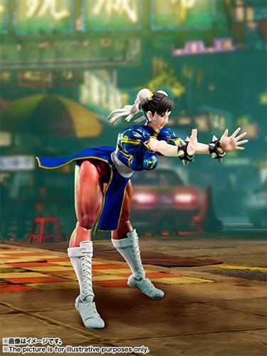 Chun Li Street Fighter S. H. Figuarts - BANDAI