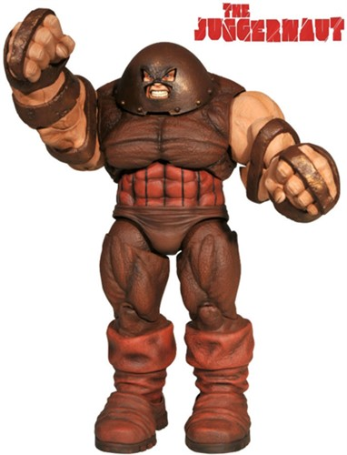Juggernaut Fanático - Marvel Select - Diamond