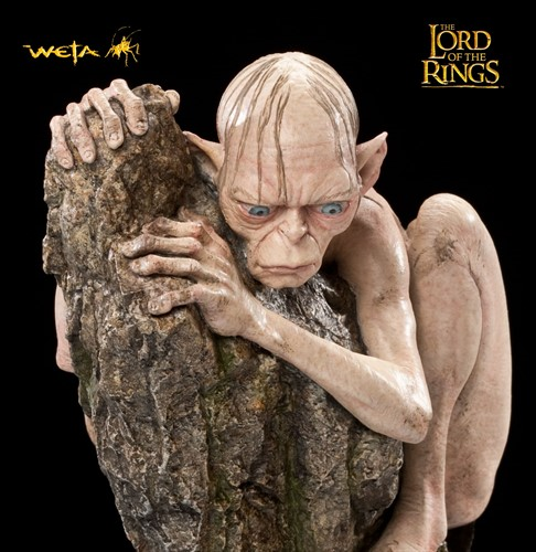 Gollum O Senhor Dos Anés The Lord Of The Rings Weta