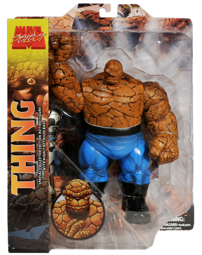 Coisa Thing - Marvel Select - Diamond