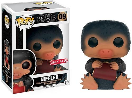 Pelúcio Niffler - Animais Fantasticos e Onde Habitam - Funko POP Ecclusivo Target