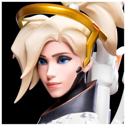 Mercy - Overwatch Game Estátua - Blizzard Entertainment