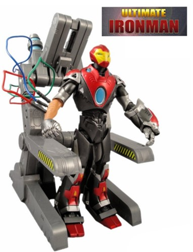 Ultimate Iron-man - Marvel Select - Diamond