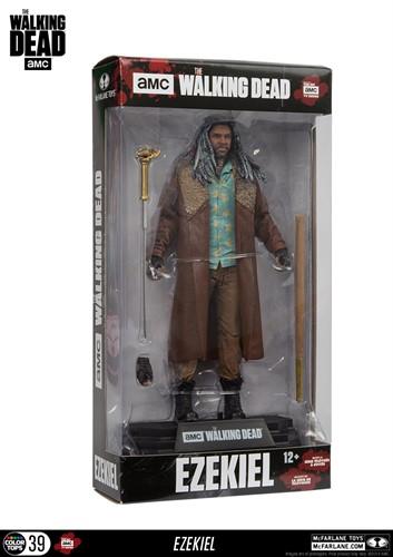 Ezequiel Ezekial - The Walking Dead Action Figure - McFarlene Toys Color Tops Series