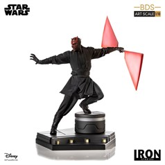 Darth Maul BDS Art Scale 1/10 - Star Wars - IRON STUDIOS