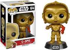 C-3PO Star Wars - O Despertar da Força - Funko POP Bobble Head