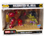 Hulkbuster vs Hulk Avengers Age of Ultron - Funko POP Movie Moment Walgreens Exclusive