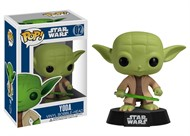 Mestre Yoda Star Wars - Funko Pop Bobble Head
