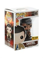 Leviathan Castiel - Supernatural Funko POP TV HOT TOPIC EXCLUSIVO