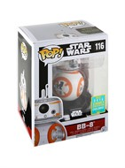 BB-8 Exclusivo Convention 2016 Star Wars - O Despertar da Força - Funko POP