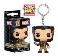 Logan - Wolverine - X-Men MARVEL - Funko Pocket Chaveiro