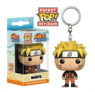 Naruto - Anime - Funko Pop Pocket Chaveiro