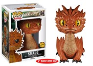 Smaug - The Hobbit - A Batalha dos Cinco Exércitos  - Funko Pop Filmes EXCLUSIVO