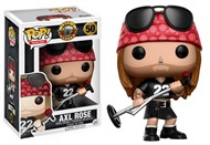 Axl Rose - Guns N Roses - Funko POP Rocks