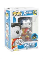 Colossus Metálico Stan Lee Comic Con EXCLUSIVO - X-Men - Funko POP Marvel Hot Topic
