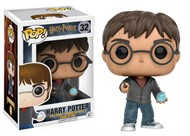 Harry Potter com Profecia - Harry Potter - Funko POP Filmes