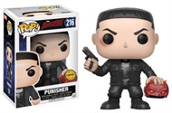 Punisher Justiceiro - Daredevil - Funko Pop Marvel Exclusivo