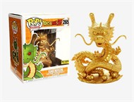 Shenron Gold - Dragon Ball Z - Funko POP Anime EXCLUSIVO HOT TOPIC
