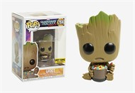 Baby Groot (doces) - Guardiões da Galáxia Vol. 2 - Funko POP MARVEL Hot Topic