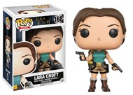 Lara Croft - Tomb Raider - Funko POP Games
