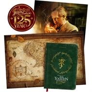 Livro J.R.R. Tolkien: O Senhor da Fantasia (Limited Edition - 125 Anos)