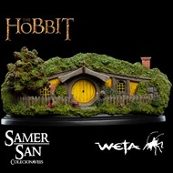 Vila Hobbit - Modelo 13 Pomar de Maçã APPLE ORCHARD - The Hobbit - Weta Workshop