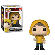 Georgie com bote - IT Pennywise 536 - Funko POP TERROR Filmes