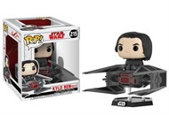 Kylo Ren com Tie Fighter #215 - Star Wars VIII: The Last Jedi Os Últimos Jedi - Funko POP