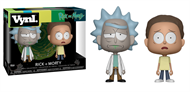 Rick e Morty - Rick e Morty Figura Pack-2 - Funko VYNL