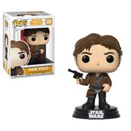 Han Solo - Star Wars: Solo Bobble Head- Funko POP Vinyl